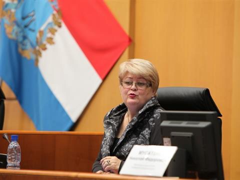 Владимир Артяков поблагодарил четвертый созыв Самарской губернской думы за совместную работу