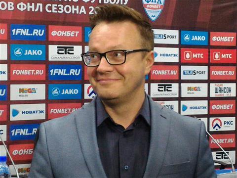 """Сергей Войтенко: """"Сегодня я не узнал стадиона"""""""