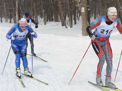 """Завершились лыжные соревнования на призы газеты """"Волжская коммуна"""""""