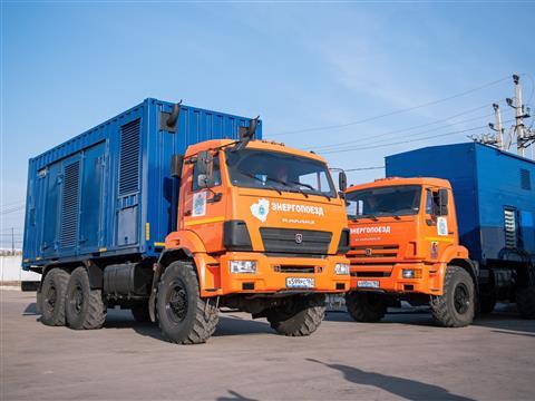 Самарские энергокомпании подарили областному правительству уникальный энергопоезд