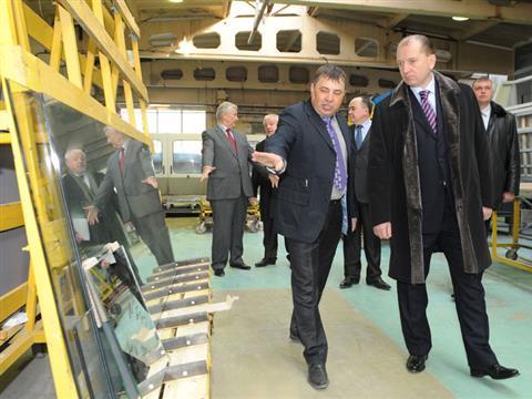 Владимир Артяков поручил разработать более эффективный механизм предоставления грантов малому и среднему бизнесу