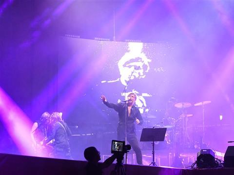Грандиозный концерт, посвященный Дню рождения Самары
