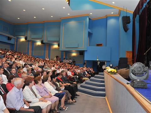 В Тольятти прошли торжественные мероприятия, приуроченные ко Дню химика