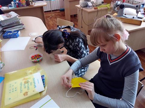 Выпускники школы-интерната №17 выбирают ЕГЭ