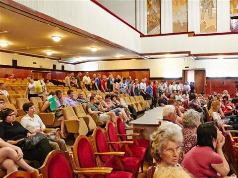 Самарцы выступают против застройки 21 квартала исторической Самары