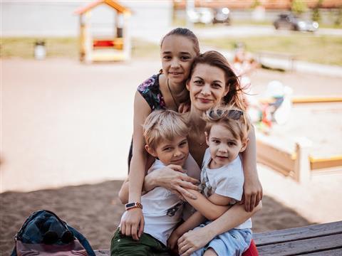 """Район """"Кошелев"""" подходит для многодетных семей"""