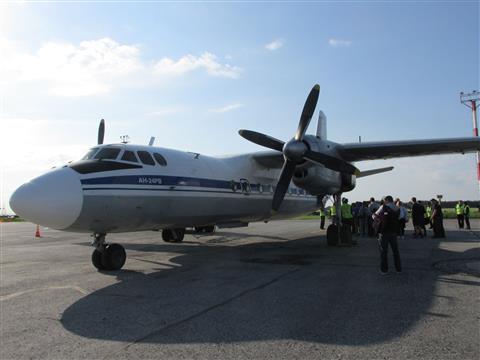 Из Самары в Волгоград: теперь и самолетом