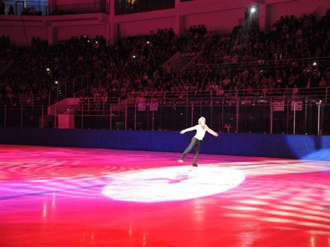 Ледовое шоу Евгения Плющенко в Тольятти