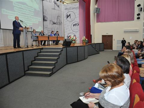 Николай Меркушкин встретился со студентами и преподавателями СГЭУ