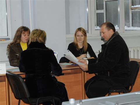 Владимир Артяков принял участие в выборах
