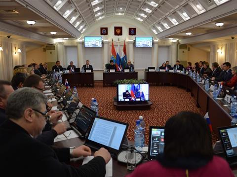 Администрация Самары отчиталась перед депутатами об исполнении городского бюджета за 9 месяцев