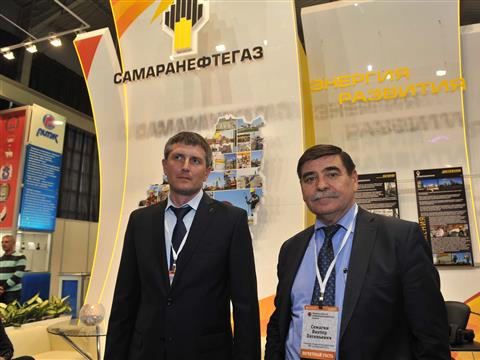 """""""Самаранефтегаз"""" презентовал планы компании на выставке """"Нефтедобыча. Нефтепереработка. Химия"""""""