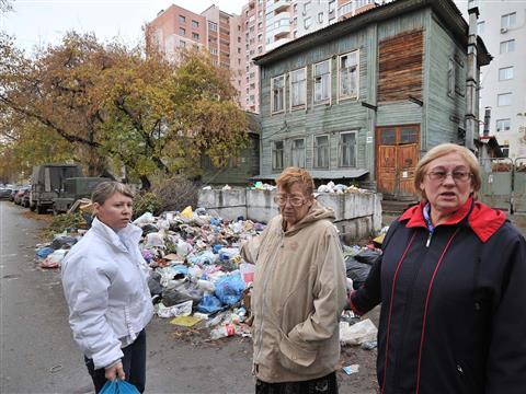 Самара в мусорном плену. Кто виноват и что делать?