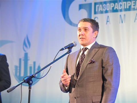 Природный газ - фундамент экономики региона