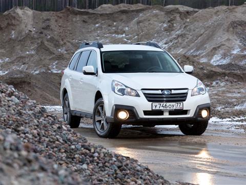 Особенности карельского драйва на обновленном Subaru Outback
