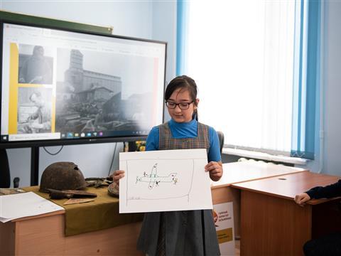 "Проект ""Горячий характер Безымянки"" в школах Самары"
