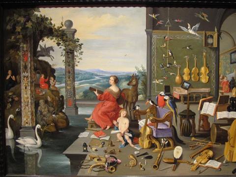 """В """"Радуге"""" открылась уникальная выставка картин XV-XVII веков"""