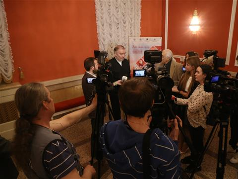 "Валерий Гергиев представил в Самаре ""Тангейзер"" Вагнера"