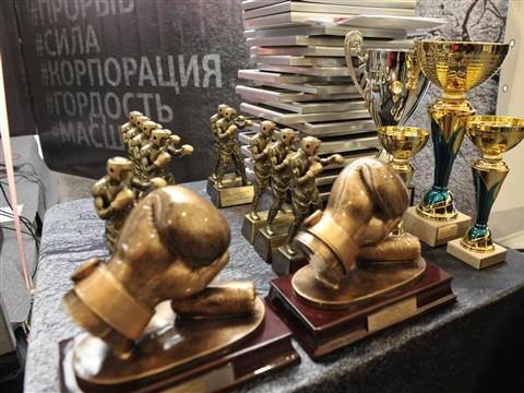 """""""Авиаагрегат"""" отметил 10-летний юбилей Госкорпорации """"Ростех"""" спортивными соревнованиями"""