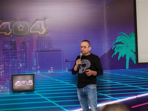 """Культовый фестиваль интернет-деятелей """"404"""""""