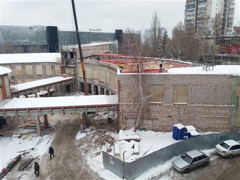 Первоочередные противоаварийные работы на Фабрике-кухне должны завершить до 20 декабря