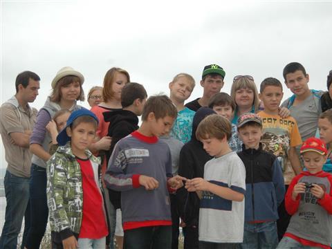 Дети из социальных учреждений побывали в Ширяево
