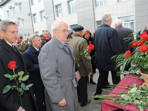 В Самаре вспоминали Дмитрия Козлова