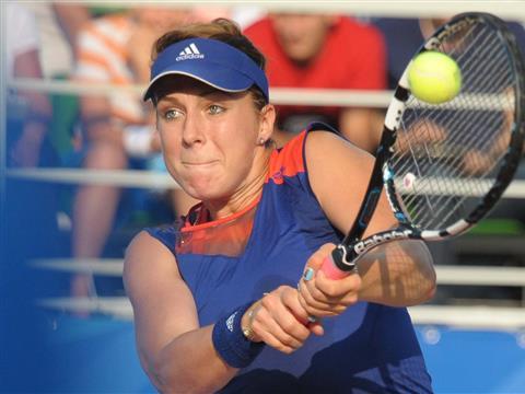 Павлюченкова и Венина вышли в полуфинал турнира на Универсиаде