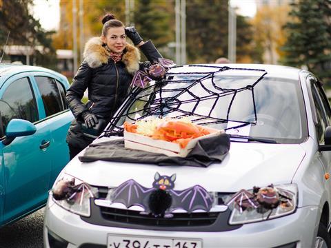 """В Самаре прошел конкурс """"Автоледи-2018"""""""