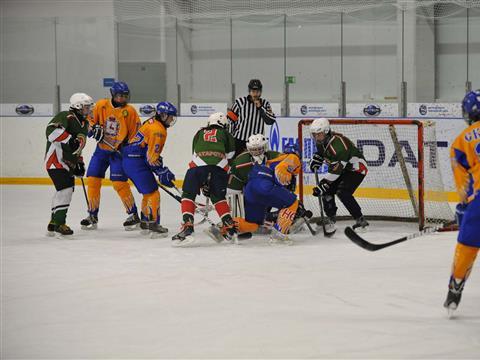 В Самаре прошел первый в истории ПФО турнир по хоккею среди команд девушек