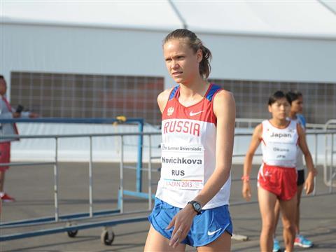 Тольяттинцы Новичкова и Чечун стали призерами Универсиады-2013 в команде