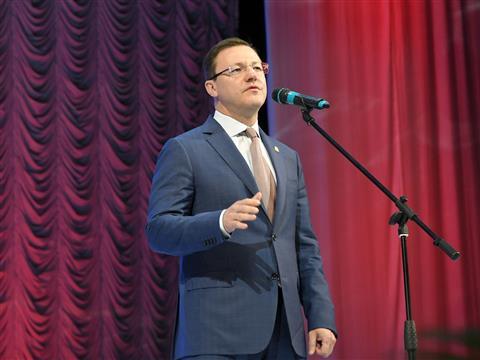 Глава региона поздравил медработников с профессиональным праздником