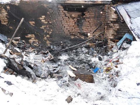Взрыв в газового баллона в Кинеле унес две жизни