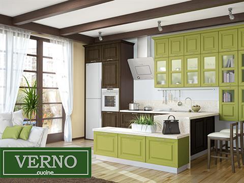 """Фабрика """"VERNO cucine"""" мечту делает реальностью"""