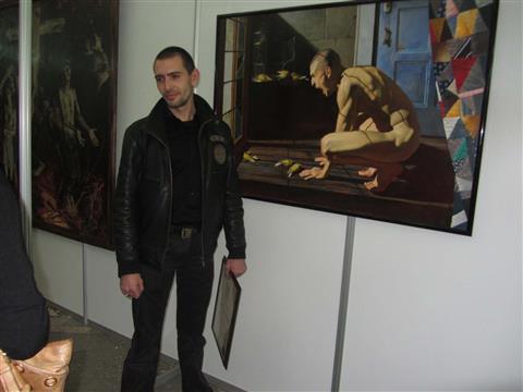 """Межрегиональная выставка """"Красные ворота/Против течения"""""""