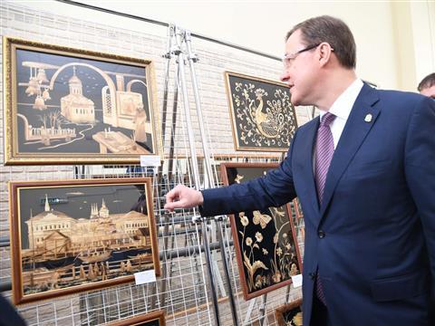 Глава региона посетил объекты городской социальной инфраструктуры Октябрьска