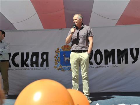 «ВК» взяла Гран-при «Фестиваля прессы»