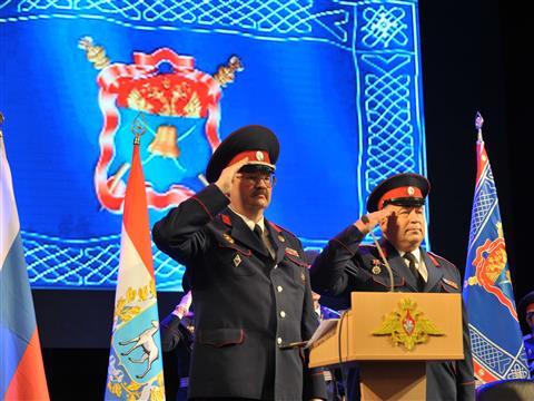 Юрий Иванов вновь возглавил волжское казачество