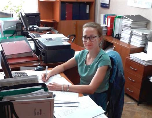 Мария Мокеева из Борского повысила квалификацию в сфере реализации нацпроектов