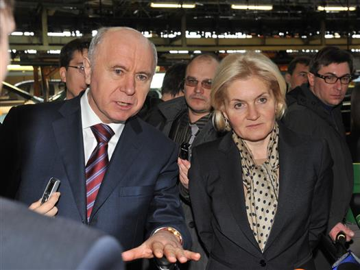 В среду, 30 января, в Тольятти начался визит заместителя председателя правительства РФ Ольги Голодец  в Самарскую область