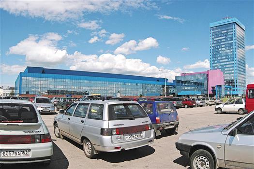 Общая площадь нового дилерского центра LADA – около 1 тыс. кв. м, из которых 650 кв. м занимает станция техобслуживания
