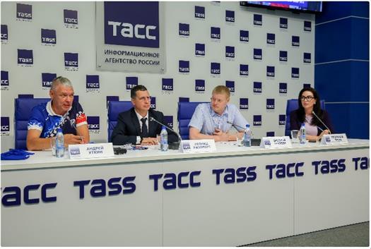 """Участники пресс-конференции рассказали о том, как пройдет марафон """"Европа - Азия"""" 5 августа"""