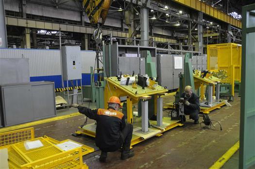Волжский машиностроительный завод получит из госбюджета почти 697 млн рублей