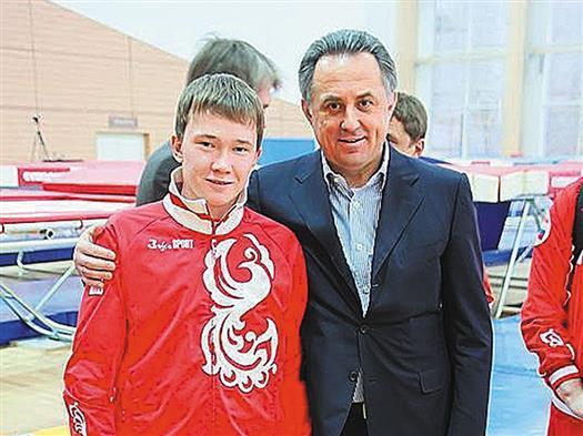 """Михаил Мельник : """"Ближайшая задача - завоевать лицензию на Олимпийские игры"""""""