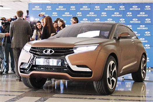 АвтоВАЗ начнет выпуск автомобилей с дизайном Lada XRAY не раньше 2015 года