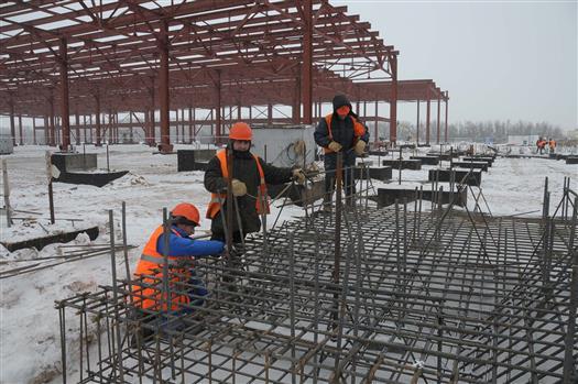 ТБФ вложила более 190 млн руб. в строительство бумажной фабрики в ОЭЗ