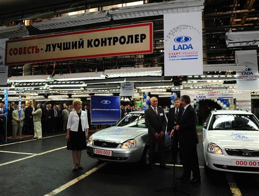 Представители китайской стороны высказали заинтересованность в организации дополнительной встречи с руководством АвтоВАЗа для обсуждения вопросов поставки российских автомобилей в Китай