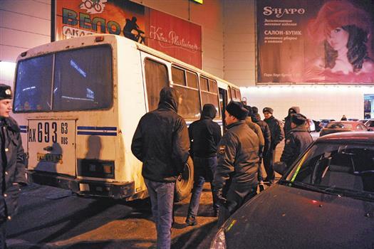 На минувшей неделе в Самаре и Тольятти прошли массовые выступления молодежи