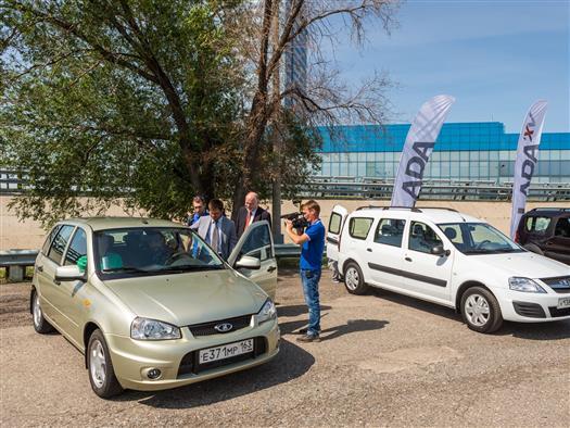 Новый электромобиль Ellada появится в 2015 году