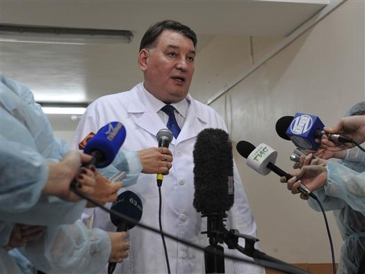 """Геннадий Гридасов: """"Мы можем принять меры вплоть до отстранения главврача больницы им. Семашко"""""""